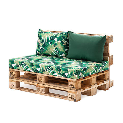 designer prints euro pallet seating cushion pads garden