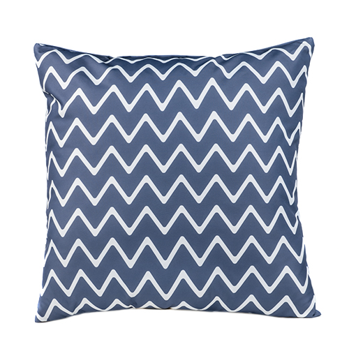 Charcoal Grey Arabesque Collection Outdoor Cushions