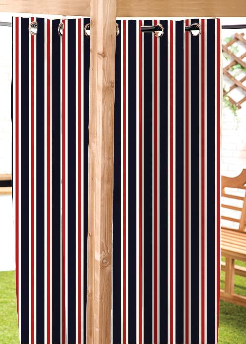 55 X72 C6933 Outdoor Water Resistant Garden Curtains Patio Pergola