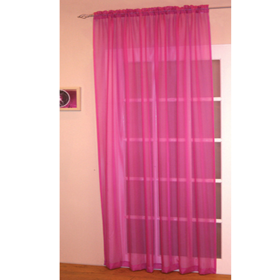 Net Curtains For Living Room Voile Net Slot Top Rod Pocket Curtain Panel Bedroom Kitchen Living