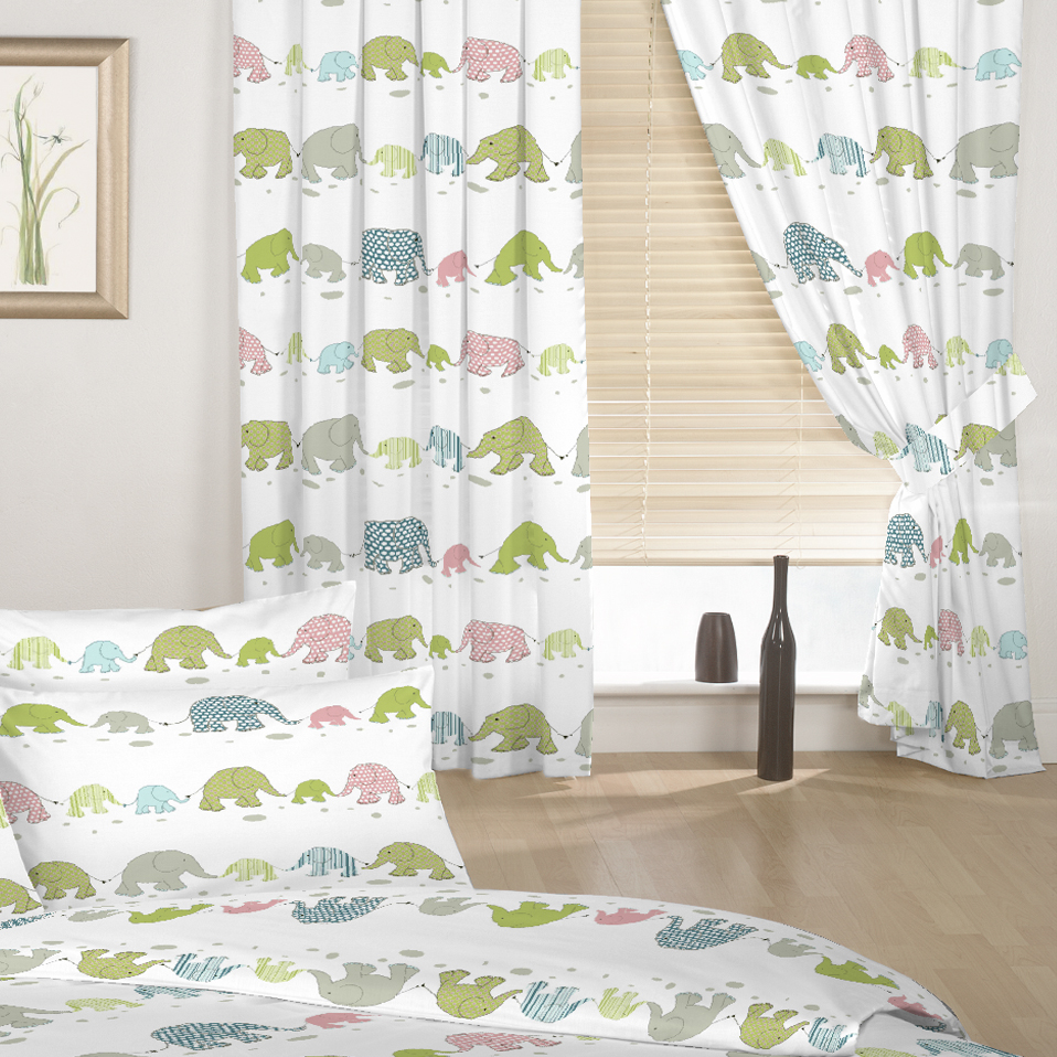 Children's Kids Duvet Quilt Covers or Curtains in a Choice ...