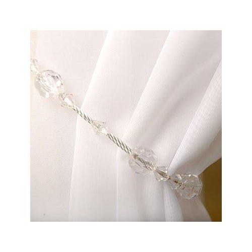 SALE Gem Crystal Beaded Curtain Rope Tie Backs/ Tiebacks Decorative ...
