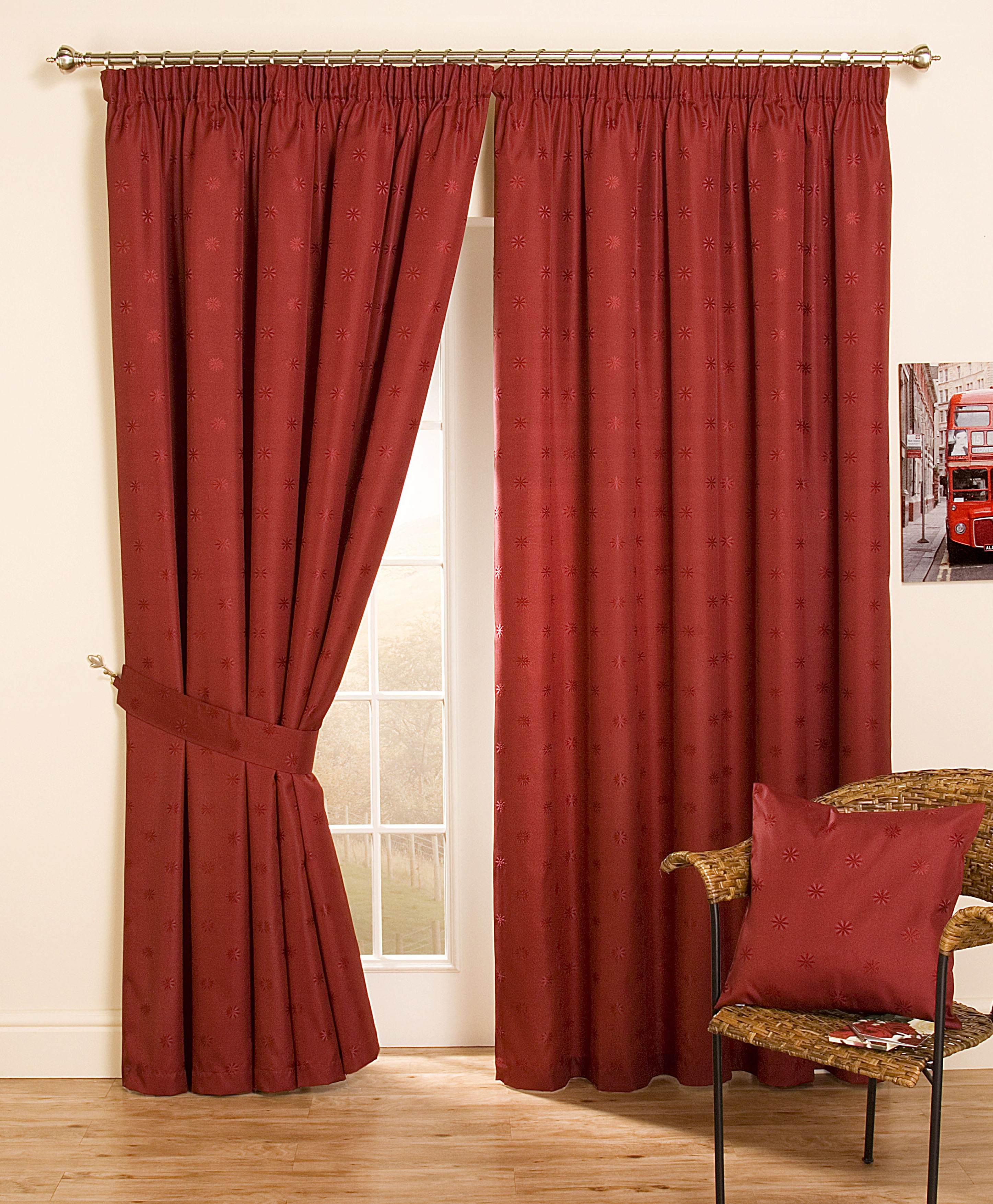 Cheap-Full-Lined-Tape-Top-Pencil-Pleat-Jacquard-Curtains-amp-Thermal ...
