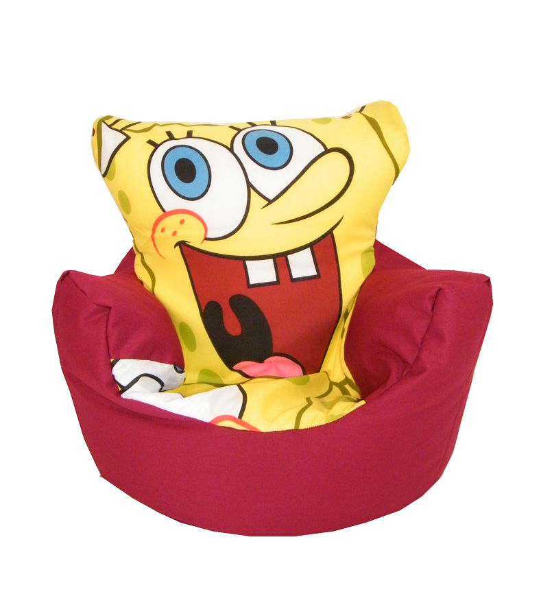Kids Children S Tv Disney Character Design Bean Bag Chair