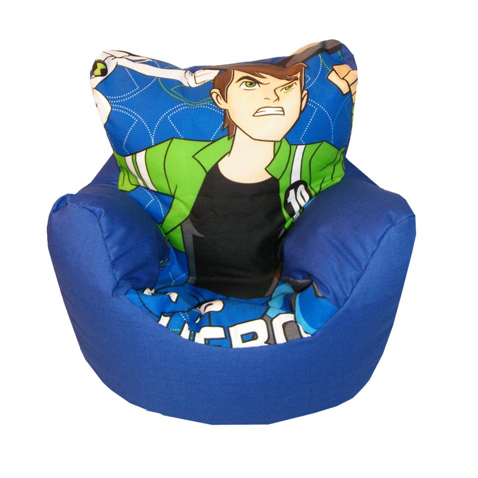 Kids Children S Tv Disney Character Design Bean Bag Chair