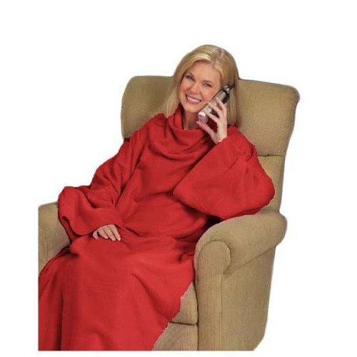snuggle blankets or wrap around throw