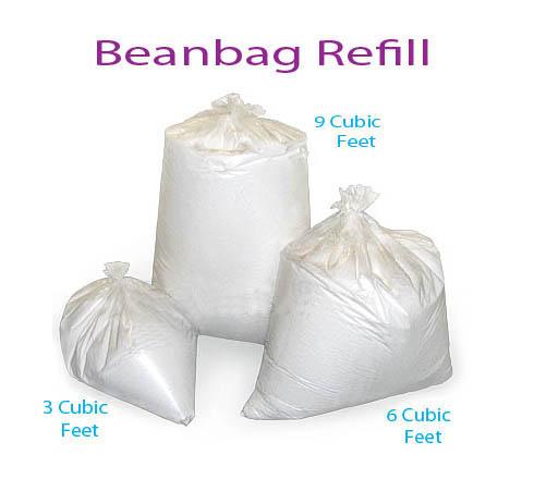 Bean Bag Top Up Refill Beads Filler Filling Free Post Ebay