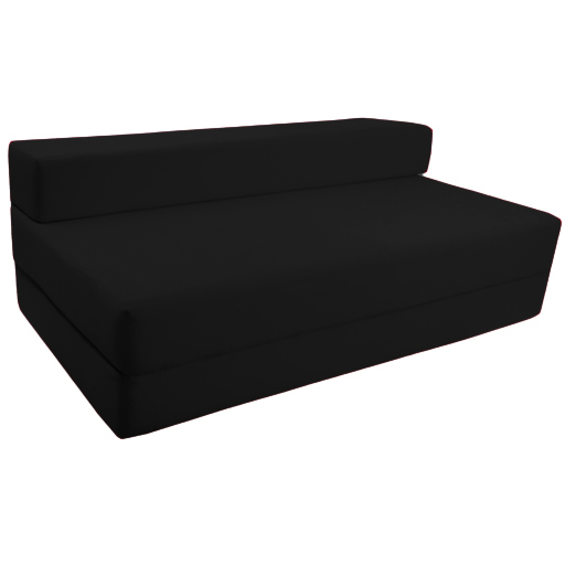 Exceptional Fold Out Foam Double Guest Z Bed Chair