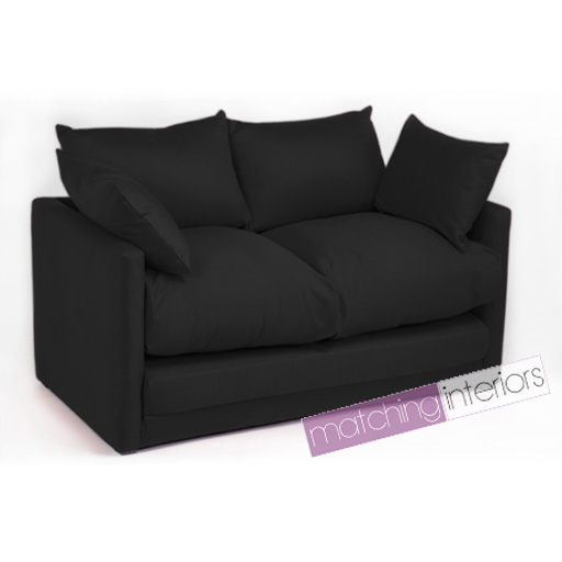 Fold Out 2 Seat Sofa Guest Bed Futon