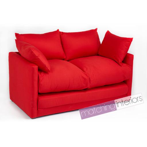 g stebett ausklappbar sofabett futonbett 2 sitzer zweisitzer ebay. Black Bedroom Furniture Sets. Home Design Ideas