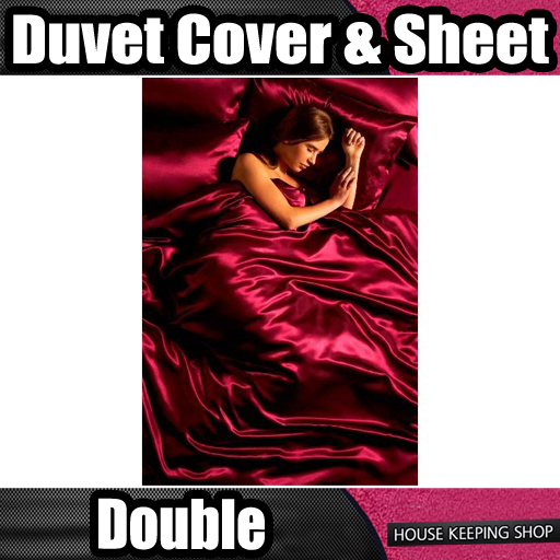 Duvet Cover With Attached Sheet
