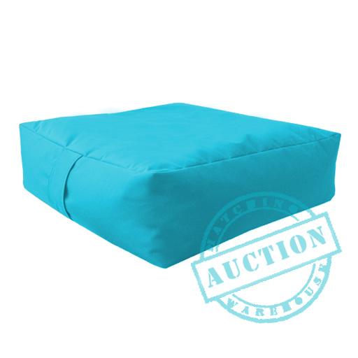 Turquoise Waterproof Bean Bag Slab Beanbag Outdoor Garden