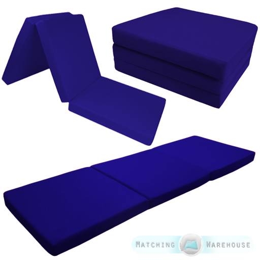 10 Design Childrens Fold Out Foam Z Bed Futon Kids Guest