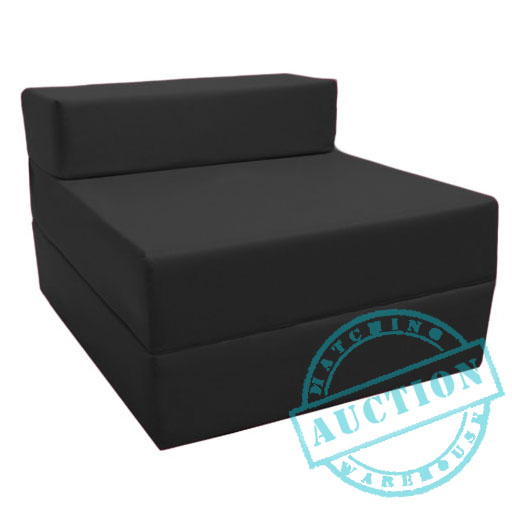 Black Waterproof Outdoor Z Bed Futon Sleepover Guest Chair  : ZBS20JP20B39820Black from www.ebay.co.uk size 512 x 512 jpeg 111kB