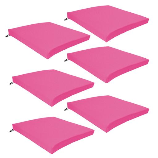 Beautiful Multipacks Outdoor Waterproof Chair Pads Cushions ONLY Garden