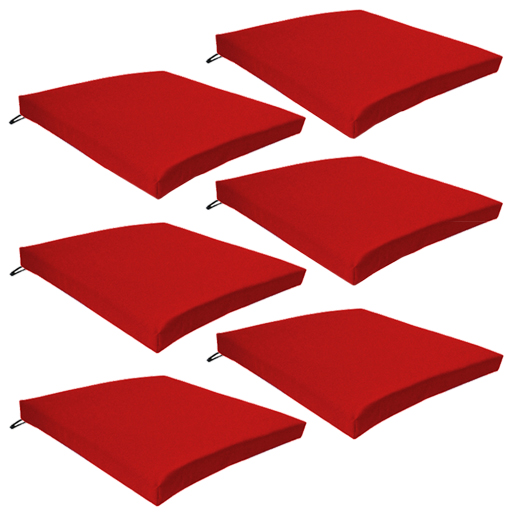Garden Furniture Cushions Uk multipacks outdoor waterproof chair pads cushions only garden