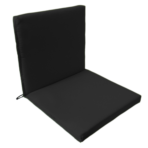 Back Amp Seat Outdoor Waterproof Chair Pad Cushion
