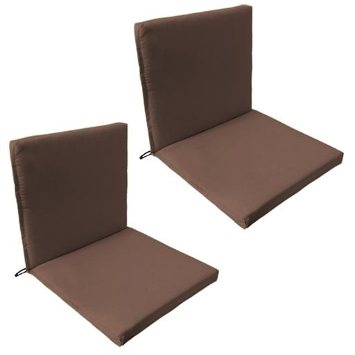 Superb Outdoor Waterproof Seat Chair Pads Cushions Garden Patio Ibusinesslaw Wood Chair Design Ideas Ibusinesslaworg