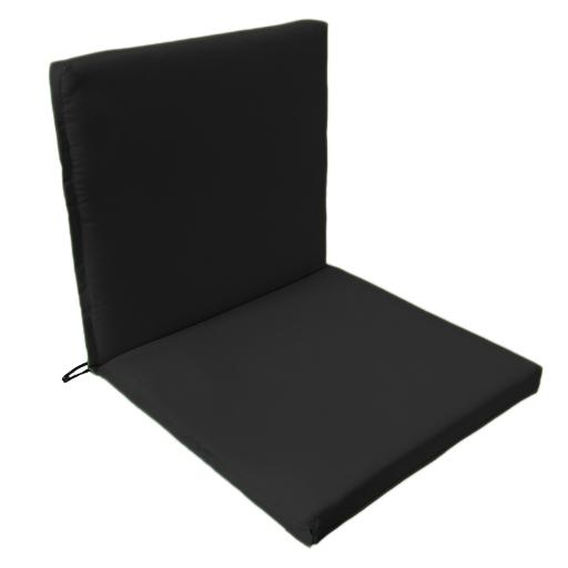 Back Seat Outdoor Waterproof Chair Pad Cushion Garden Patio Furniture W