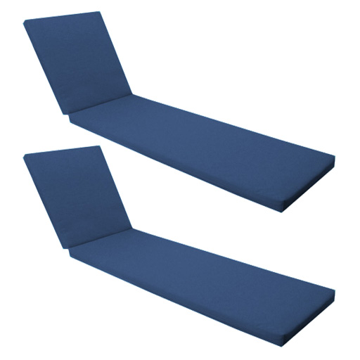 Lounger-Recliner-Outdoor-Replacement-Cushion-Garden-Pads-Sun-Bed-Deckchair-Patio