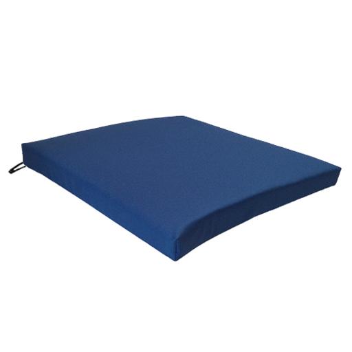 blue outdoor indoor home garden chair floor seat cushion pads only