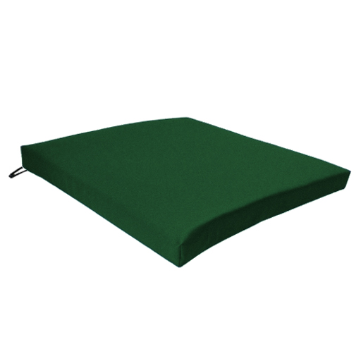 Green Outdoor Indoor Home Garden Chair Floor Seat Cushion Pads ONLY Multipack