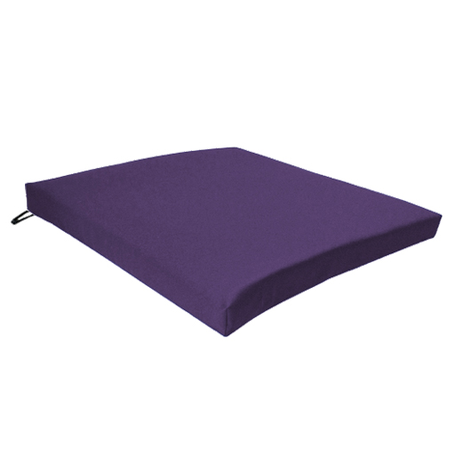 Purple Outdoor Indoor Home Garden Chair Floor Seat Cushion Pads ONLY Multipac