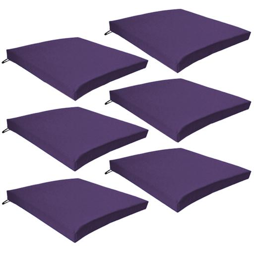 Purple Outdoor Indoor Home Garden Chair Floor Seat Cushion  : G120Seat20pad20Purple206pk from www.ebay.co.uk size 512 x 512 jpeg 134kB