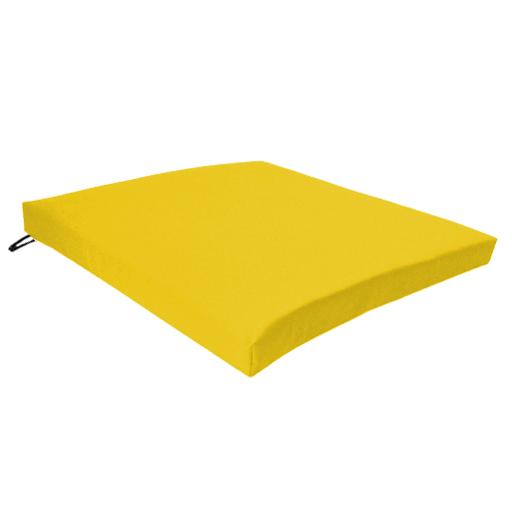 Yellow Outdoor Indoor Home Garden Chair Floor Seat Cushion