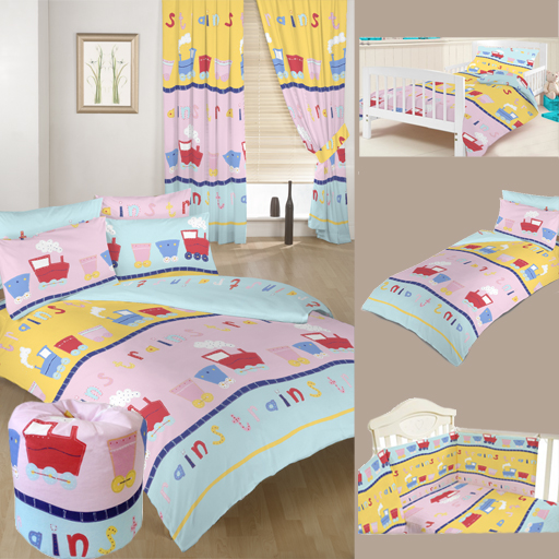 z ge kinder bettw sche kleinkind kinderbett cotbed. Black Bedroom Furniture Sets. Home Design Ideas