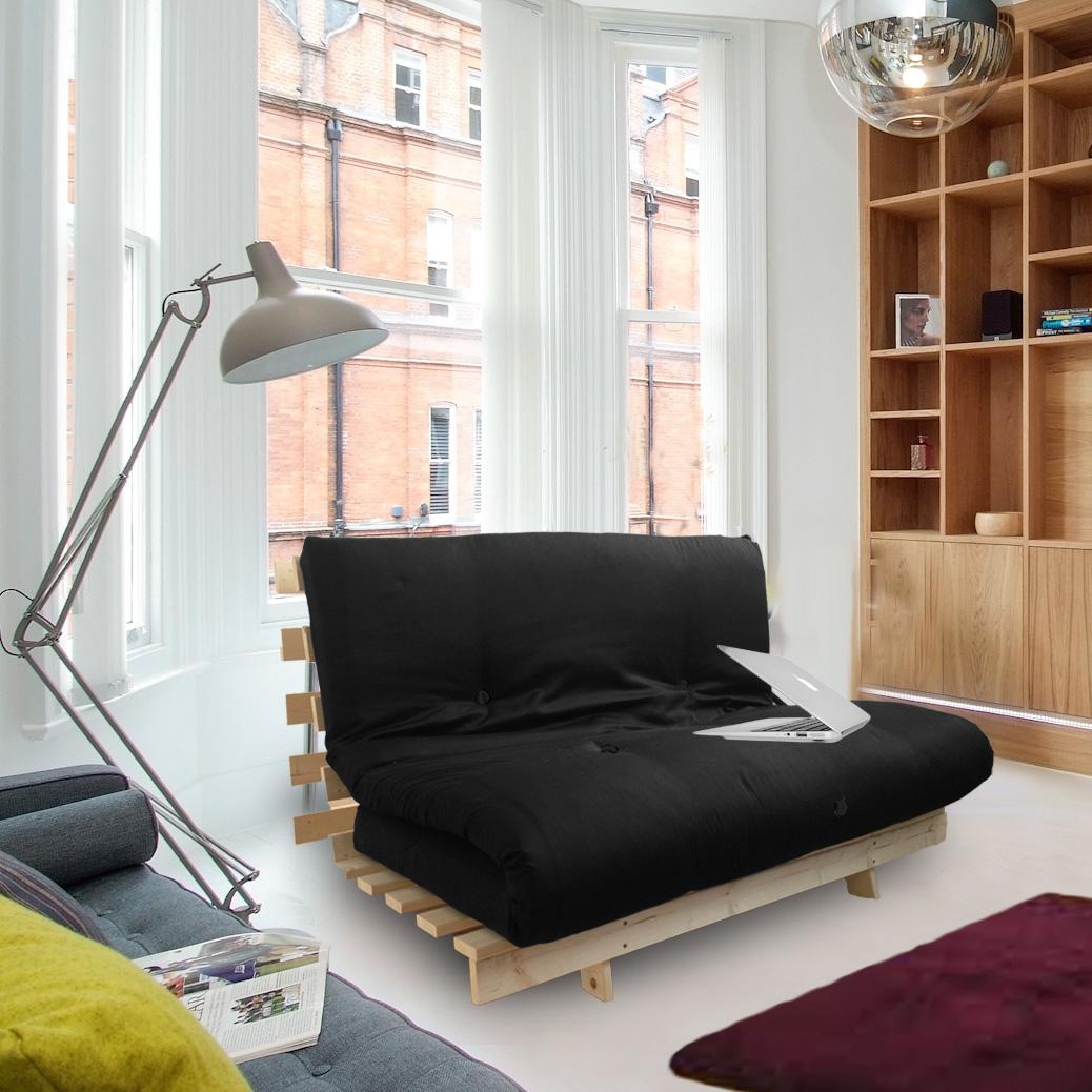 banquette futon alinea. Black Bedroom Furniture Sets. Home Design Ideas