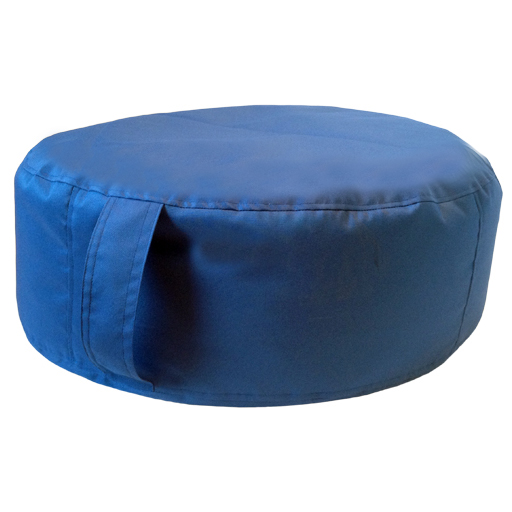 2pk Water Resistant Beanbag Slab Or Circle Outdoor Indoor