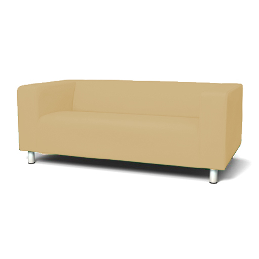 eigener abdeckung slipcover f r ikea klippan 2 sitz sofa. Black Bedroom Furniture Sets. Home Design Ideas