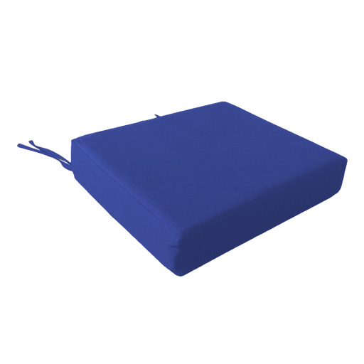 100 Cotton Cover Square Memory Foam Floor Seat Pad  : Wheelchair20Cushion20R20Blue from www.ebay.co.uk size 512 x 512 jpeg 39kB