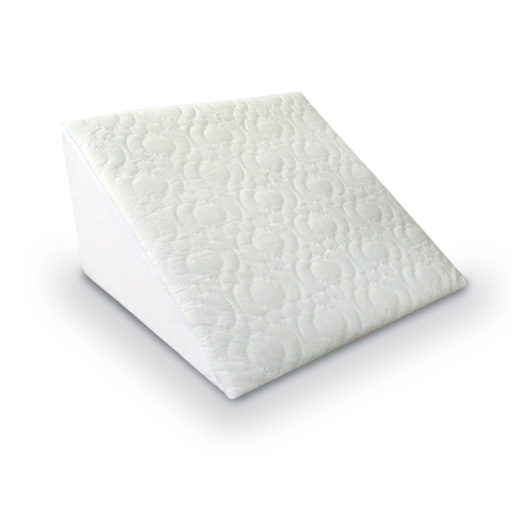 Reclining Quilted Orthopaedic Foam Bed Wedge Back Support ...