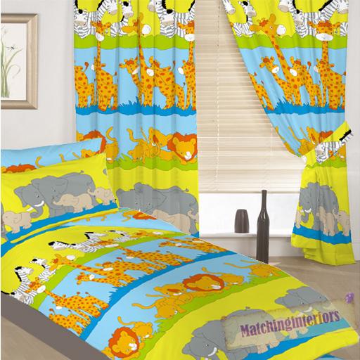 enfants dredon couvres ou rideaux en un choix parmi 6 motifs literie ebay. Black Bedroom Furniture Sets. Home Design Ideas