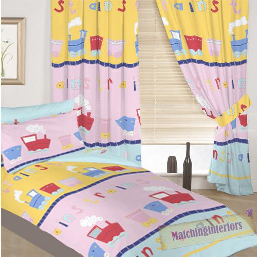 enfants dredon couvres ou rideaux en un choix parmi 6. Black Bedroom Furniture Sets. Home Design Ideas