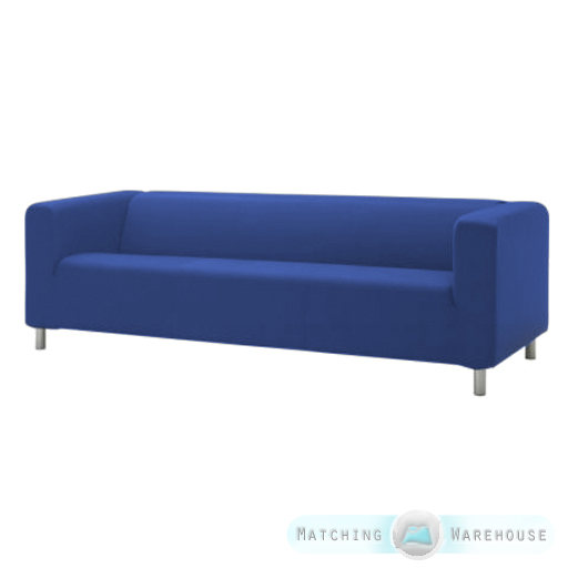 Slipcover For Ikea Klippan 4 Seater Sofa Cotton