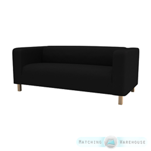 husse f r ikea klippan 2 seater sofa berwurf zweisitzer. Black Bedroom Furniture Sets. Home Design Ideas
