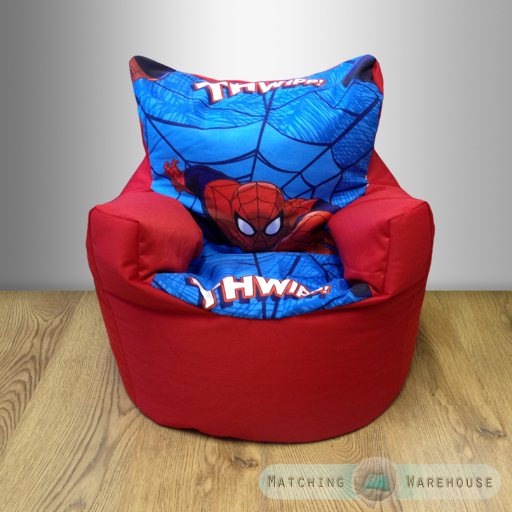 children 39 s character bean bag chairs kids disney boys girls seat filled beanbag ebay. Black Bedroom Furniture Sets. Home Design Ideas