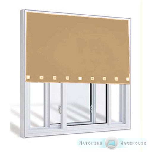 how to cut a roller blind to size