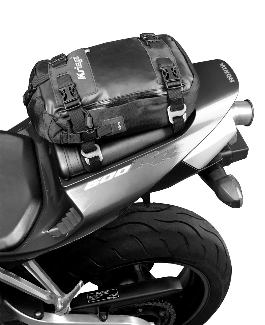 kriega us10 us 10 drypack bag tailbag waterproof luggage. Black Bedroom Furniture Sets. Home Design Ideas