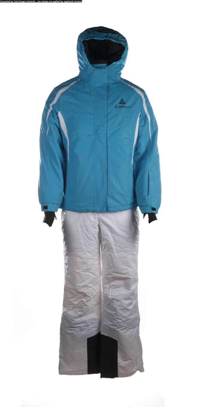 Spitsbergen Damen Skianzug Skijacke Skihose Schneeanzug Winterjacke Hose Blue W Ebay