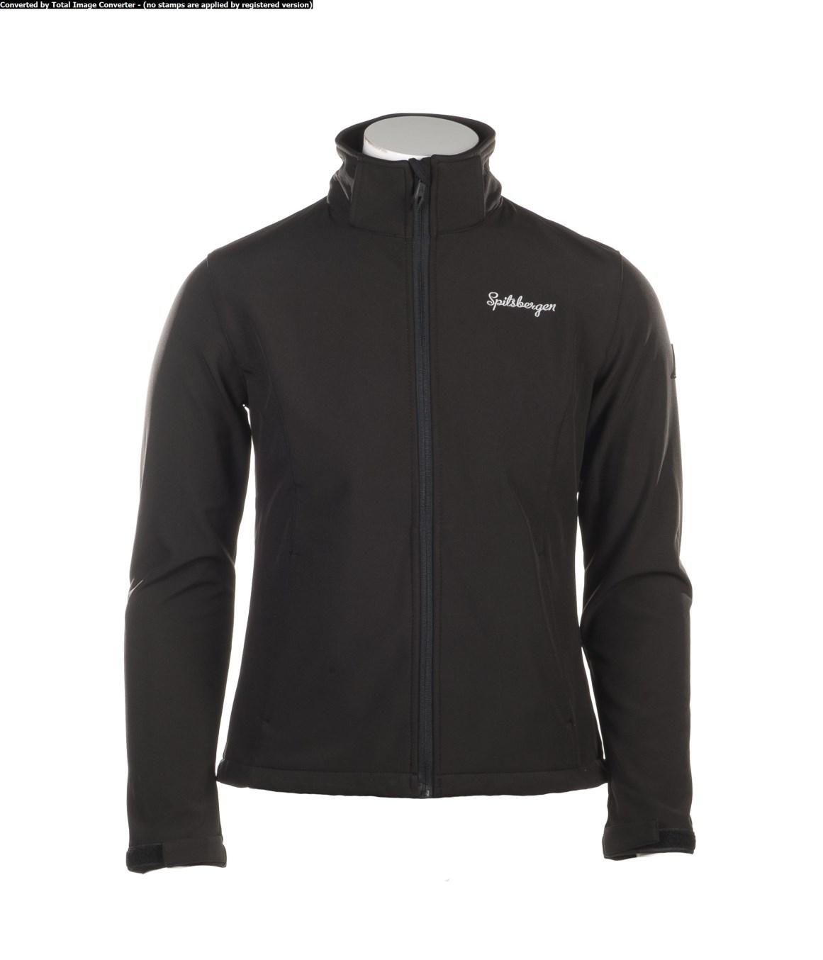 herren softshell spitsbergen sportjacke softshelljacke ski jacke jacket black. Black Bedroom Furniture Sets. Home Design Ideas
