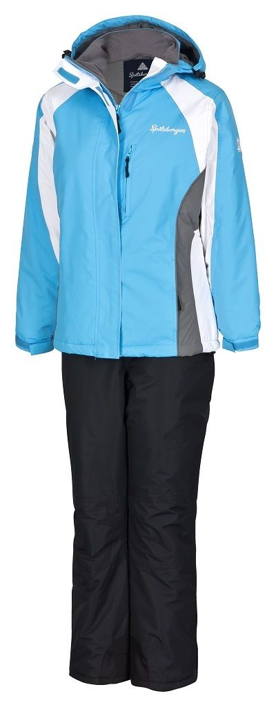 spitsbergen damen skianzug skijacke skihose schneeanzug winterjacke hose ice ebay. Black Bedroom Furniture Sets. Home Design Ideas