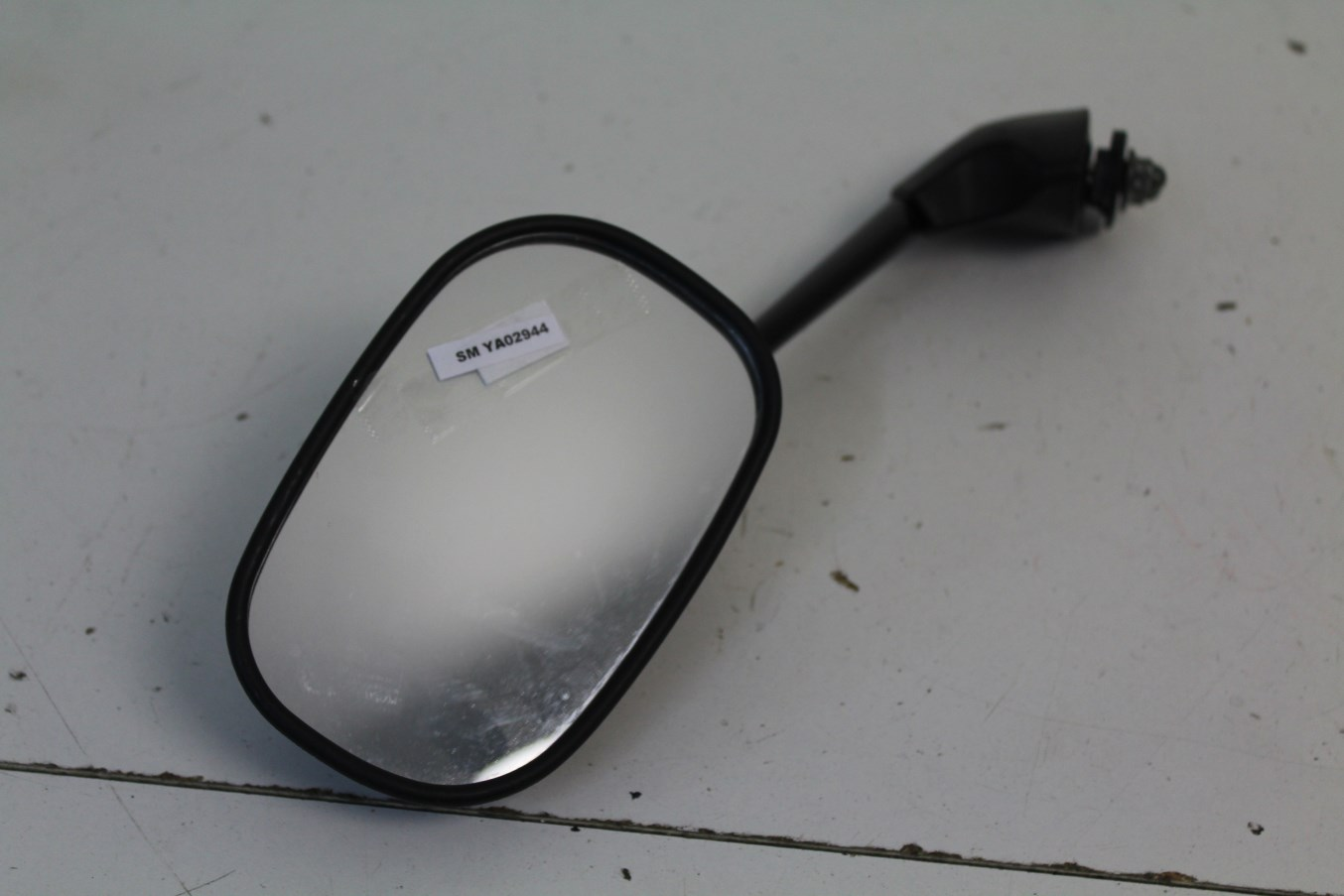 Yamaha r6 rj11 spiegel links mirror left 2006 2007 ebay for Yamaha r6 aftermarket mirrors