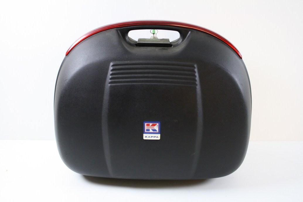 kappa topkoffer koffer topbox topcase case top box 48 liter ebay. Black Bedroom Furniture Sets. Home Design Ideas