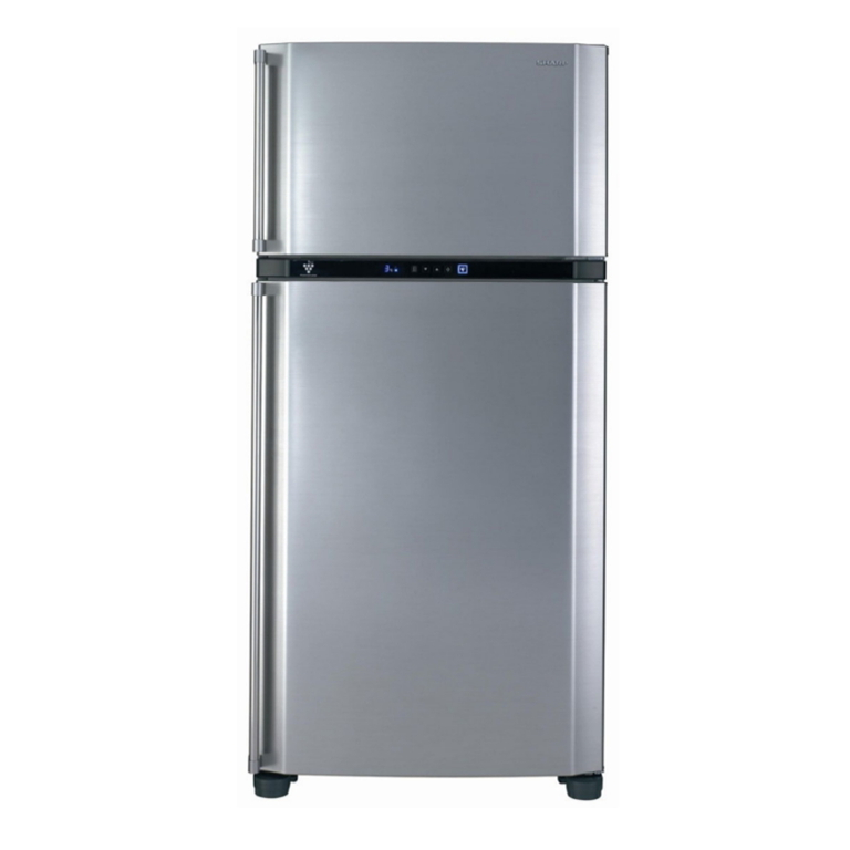 Sharp SJPT690RS Open Box New Freezer Refrigerator A+ 555L