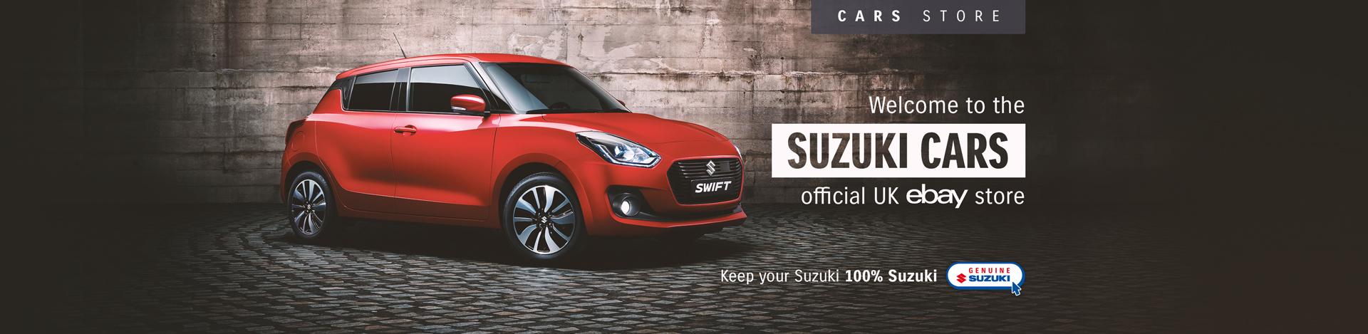 Suzuki Cars UK Official | eBay Shops