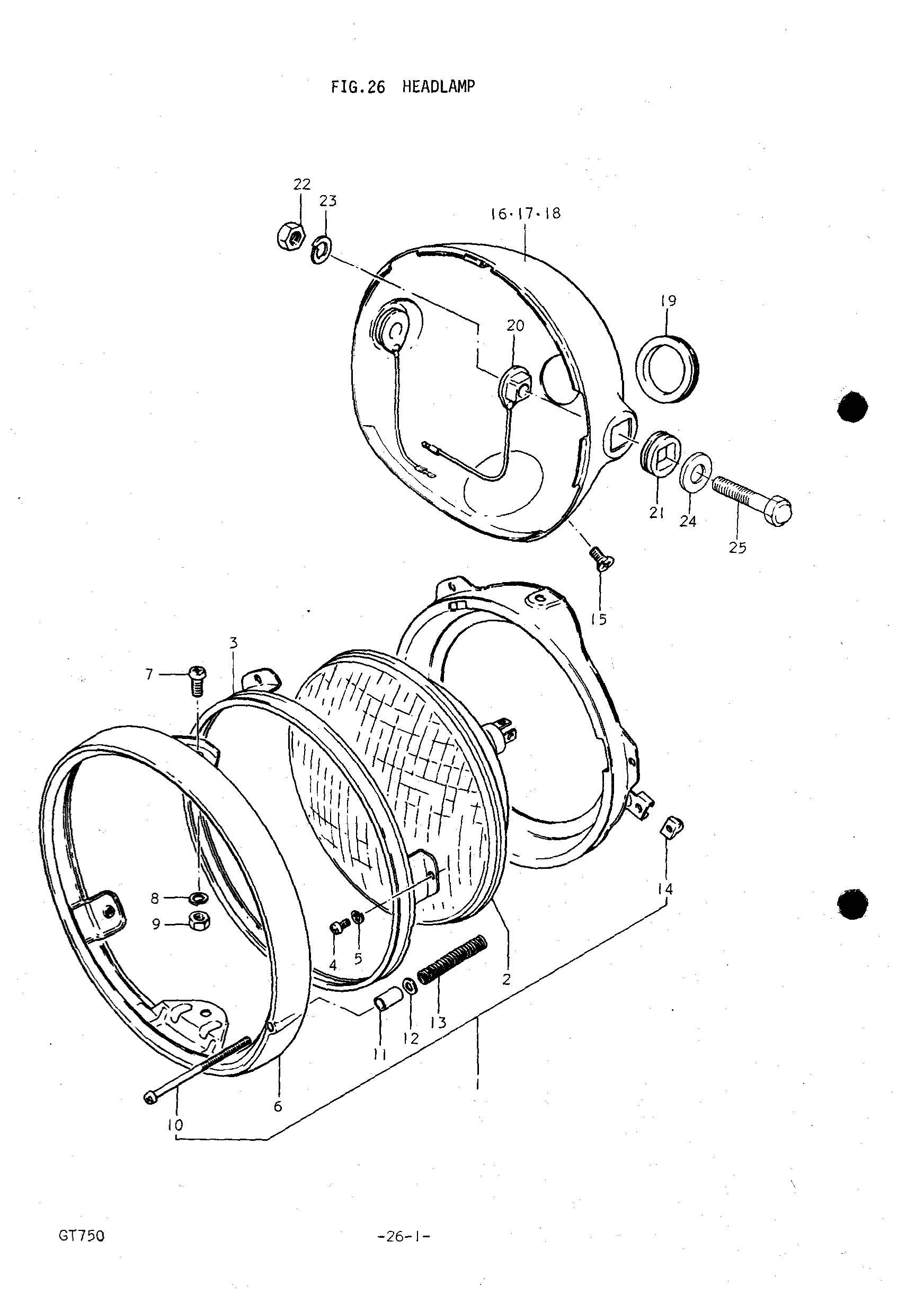 1980 suzuki gs250 wiring diagram 1980 suzuki gs wiring diagram